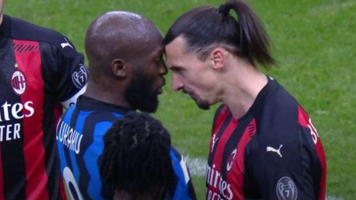 Inter vs Milan: Kartu Merah Ibrahimovic Kacaukan Derby Milano, Gegara Singgung Sihir Afrika