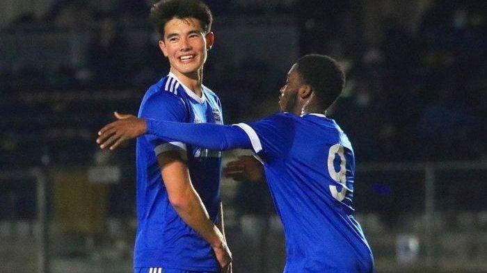Bek Timnas Indonesia U-19 Elkan Baggott Dikabarkan akan Gabung Klub Liga Inggris Leeds United