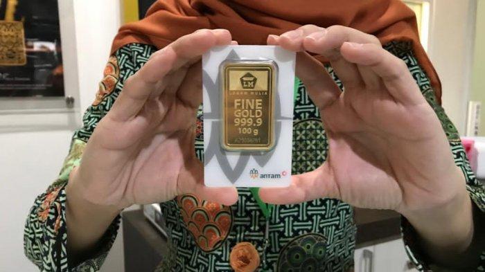 Harga Emas Antam di Semarang Hari Ini Selasa 3 Agustus 2021 di Angka Rp 952.000 per Gram