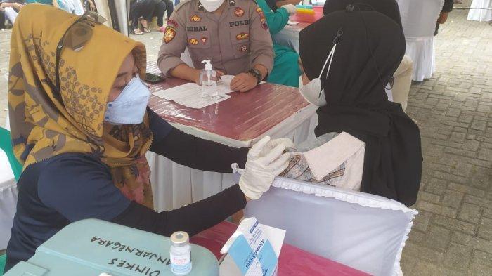 Kasus Covid-19 di Banjarnegara Turun Diklaim karena Vaksinasi Massal