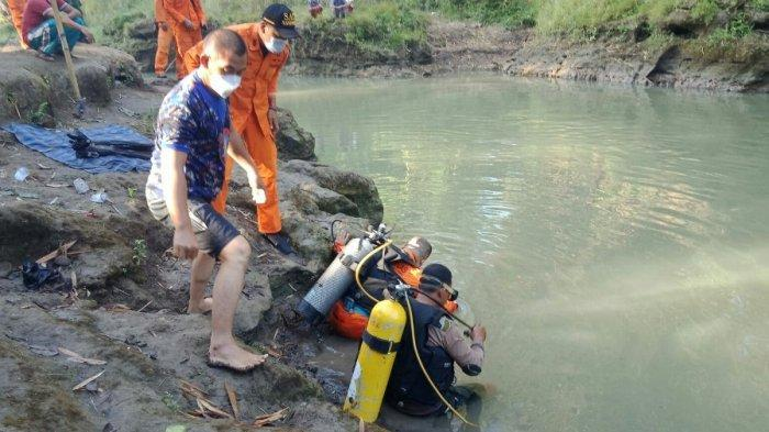 Dilaporkan Hilang di Sungai Gung, Bocah Tegal Ini Ditemukan dalam Kondisi Tak Bernyawa