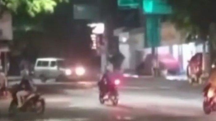 Video Penangkapan Disertai Suara Tembakan Viral di Tegal, Ini Kata AKP I Gede Dewa Ditya