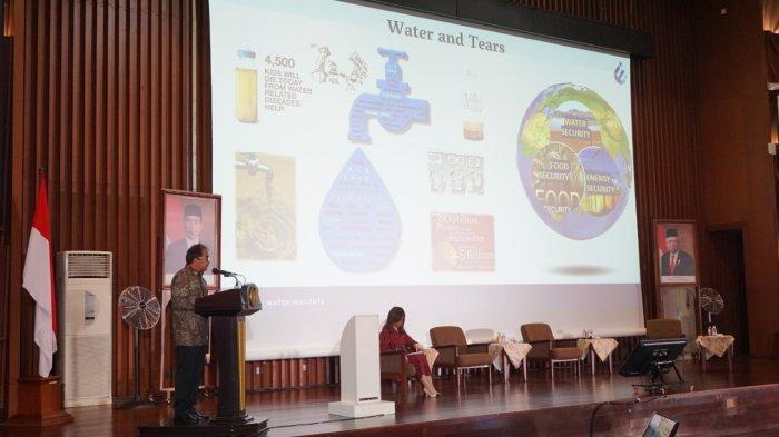 IWI Ungkap Penggunaan Air Bersih selama Pandemi Covid-19 Meningkat hingga Tiga Kali Lipat