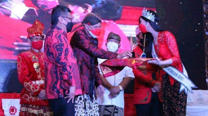 Ganjar Dapat Apresiasi Spesial dari PDIP, Dinilai Punya Effort Luar Biasa, Begini Kata Megawati