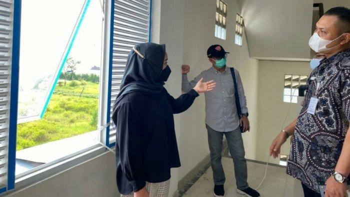 Gedung Isolasi Terpusat RSUD Suradadi Segera Bisa Ditempati, Hendadi: Sementara Lantai Tiga Dulu