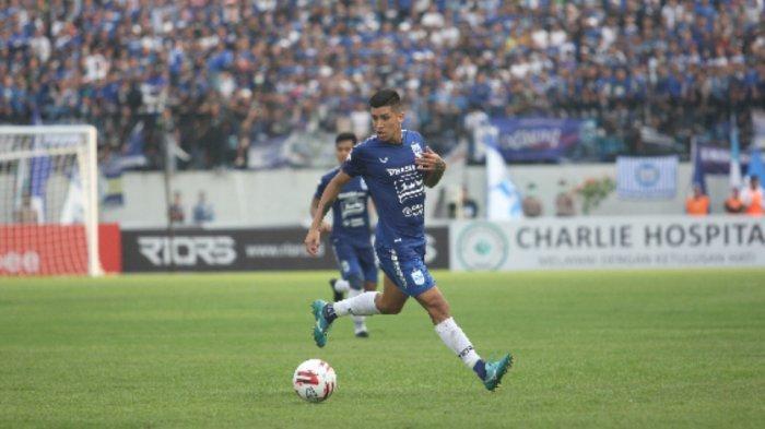 Liga 1 Belum Jelas, Gelandang PSIS Jonathan Cantillana Dilirik Klub Amerika Latin