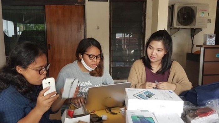 Sekelompok Pemuda Buat Gerakan Berbagi Ponsel Bekas untuk Bantu Pembelajaran Daring