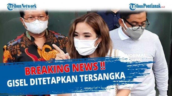 Kasus Video Syurnya Sudah Mulai Jelas, Gisel Meminta Maaf Kepada Gading Marten