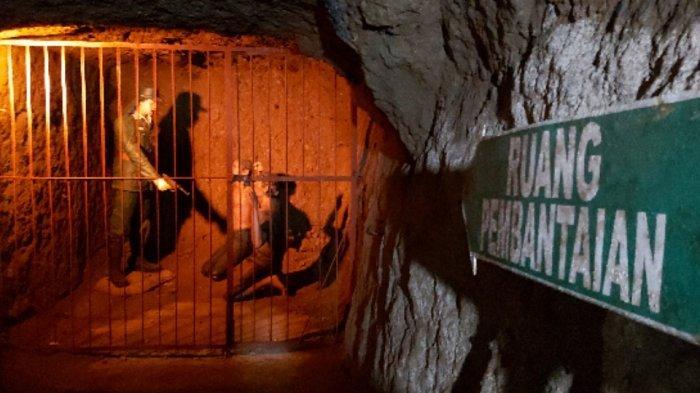 Cerita Goa Jepang di Perkebunan Teh Kaligua Brebes, Pabrik Senjata Hingga Tempat Eksekusi