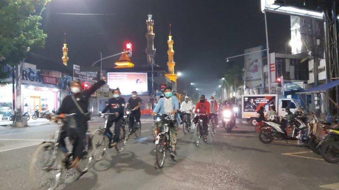 Komunitas Onthel di Tegal Berharap Pemkot Sediakan Jalur Khusus Sepeda, Ini Kata Ketua Kosti