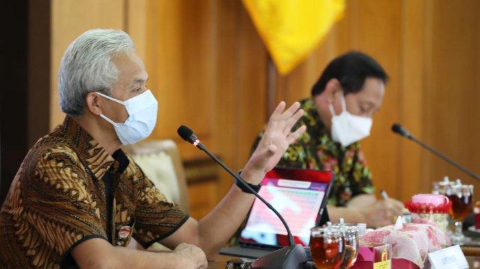Gubernur Ganjar Sebut Mobilitas Warga di Jateng Turun 21 Persen di Pekan ke Dua PPKM Darurat