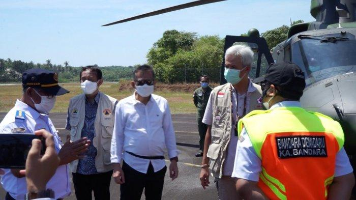 Gubernur Ganjar Pranowo Minta Uji Coba Pembukaan Kawasan Wisata Karimunjawa
