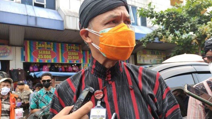 Ganjar Pranowo Minta Tiap Kabupaten Kota di Jateng Pastikan Ruang Isolasi Covid-19 Tercukupi