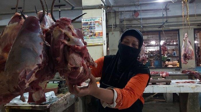 Jelang Ramadan, Harga Daging Sapi di Tegal Tetap Stabiil, Zulia: Tetap Rp120.000 Per Kilogram