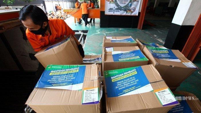 Begini Cara Dapat Bansos PPKM Darurat di Kota Tegal, Dinsos: Khusus Warga yang Jalani Isoman