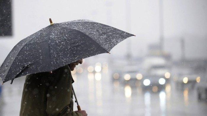 Sebagian Wilayah Diguyur Hujan Ringan, Prakiraan Cuaca BMKG Tegal Raya Senin 23 Agustus 2021