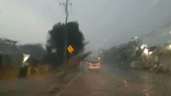 Prakiraan Cuaca di Wilayah Tegal Raya Kamis 25 Februari 2021, Waspada Hujan Lebat di Sore Hari