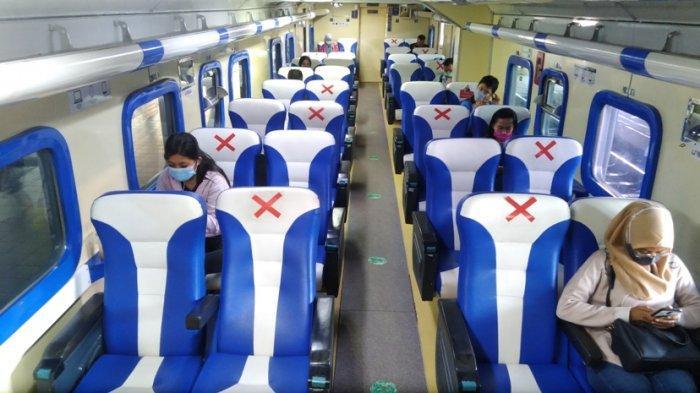 PT KAI Beri Diskon hingga 50 Persen untuk Kereta Ini pada Perjalanan Akhir Pekan, Simak Rinciannya