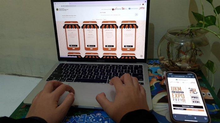 Dinkop Jateng Buka Jalan Ekspor Furnitur Lewat UKM Virtual Expo 2021