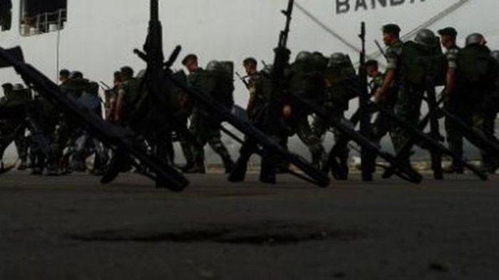 Cara Mendaftar dan Persyaratan Rekruitmen TNI AD 2021 dari Tamtama, Bintara, dan Taruna