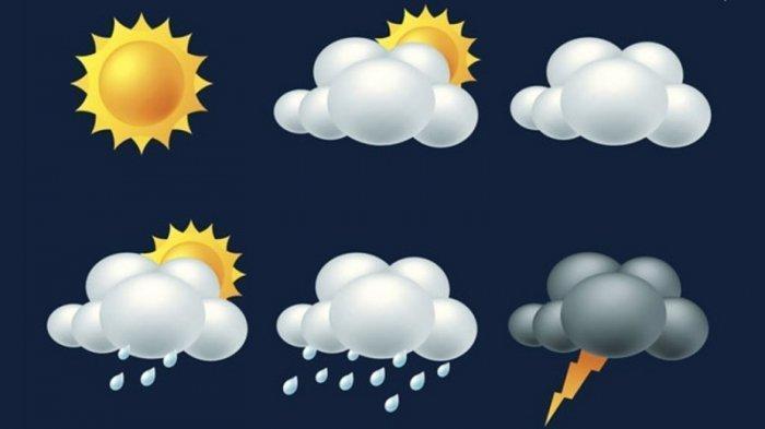 Diguyur Hujan Hari Ini, Berikut Prakiraan Cuaca Kabupaten Batang Senin 22 Februari 2021