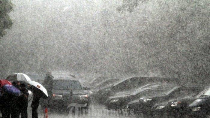 PrakiraanCuacaBMKG Tegal RayaRabu8 September 2021, Waspada Hujan Sedang pada Sore Hari
