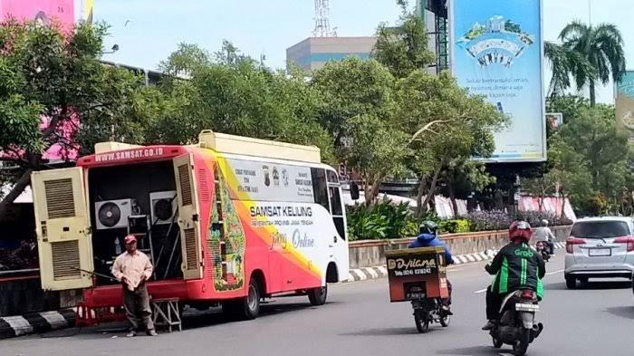 Buka di Jalan Hang Tuah dan 5 Tempat Lainnya, Berikut Jadwal Samsat Keliling Kota Tegal Hari Ini