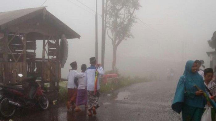 Diguyur Hujan Siang hingga Malam, Prakiraan Cuaca BMKG Kabupaten Batang Senin 2 Agustus 2021