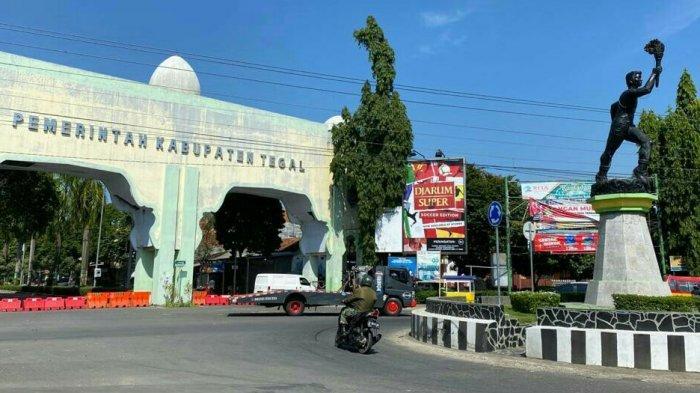 Kabupaten Tegal Keluar dari Daftar Wilayah Zona Merah Covid-19, Bupati: Jangan Lengah!