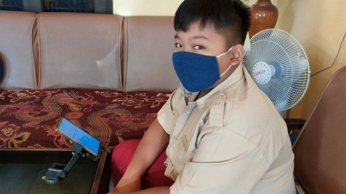 Ini Kata Jalu, Siswa SMP di Batang saat Mengikuti MPLS: Semangat Bangun Pagi, Kenalan Teman Baru