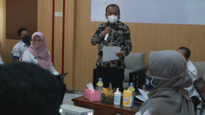 Temui Pendamping PKH dan TKSK di Kota Tegal, Wakil Wali Kota Jumadi Ingatkan Soal Ini