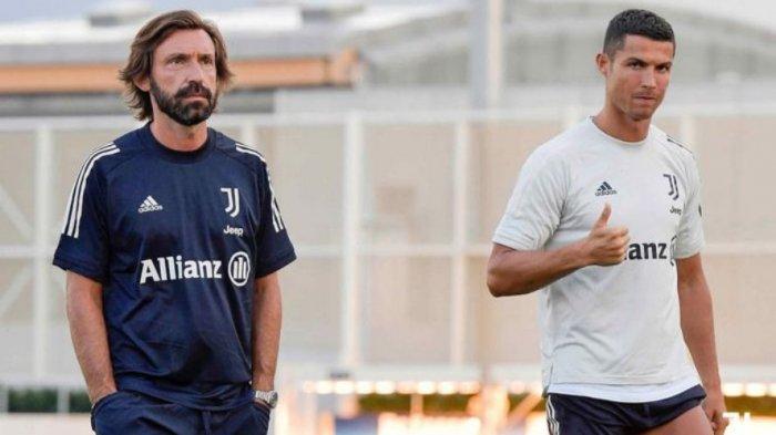 Jelang Lawan Napoli, Pirlo Ingin Persembahkan Trofi Perdana Sebagai Pelatih Kepada Juventus