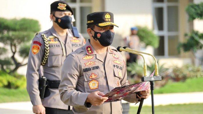 Irjen Pol Ahmad Luthfi Perintahkan Jajarannya Sosialisasi Bahaya Covid-19 Secara Masif