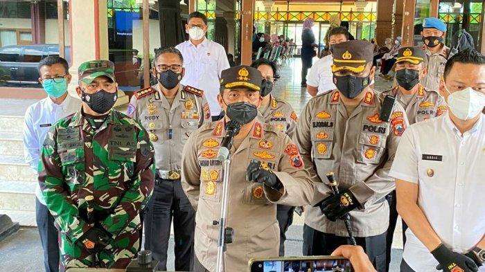 Kunjungan ke Tegal, Kapolda Jateng Imbau Warga Rapatkan Barisan untuk Penanganan Covid-19
