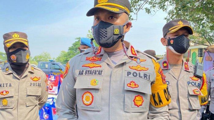 Sabtu dan Minggu Akses Jalan ke Alun-alun Hanggawana Slawi Ditutup