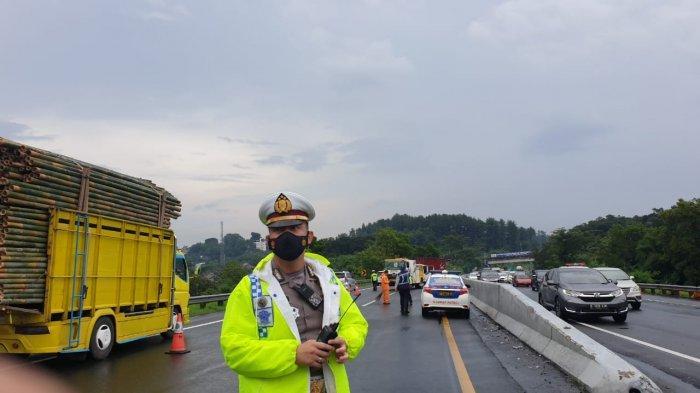Chacha Eks Trio Macan Alami Kecelakaan Beruntun di Tol Ungaran-Bawen, Mobilnya Tabrakan dengan Bus
