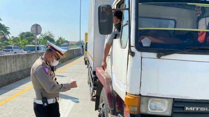 Ini Syarat Pelaku Perjalanan yang Ingin Melintas di Kabupaten Tegal Selama PPKM Darurat