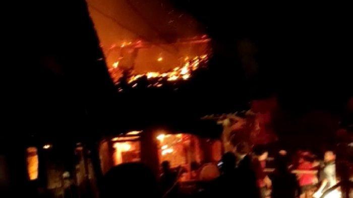 Ratusan Warga Binaan Jadi Korban Kebakaran Lapas Kelas I Tangerang, Berikut Rinciannya