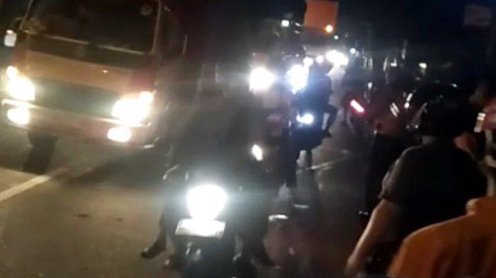 Pemotor Meninggal Usai di Dekat Transmart Banyumanik Semalam Diduga Korban Tabrak Lari