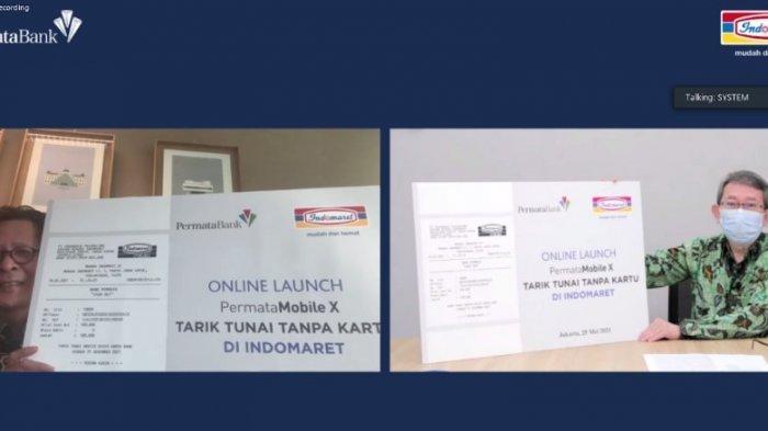 Ada Program Baru PermataBank, Gratis Tarik Tunai Tanpa Kartu di Indomaret