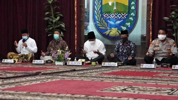 Doa Lintas Agama di Kabupaten Batang Ikhtiar Agar Pandemi Covid-19 Segera Berakhir