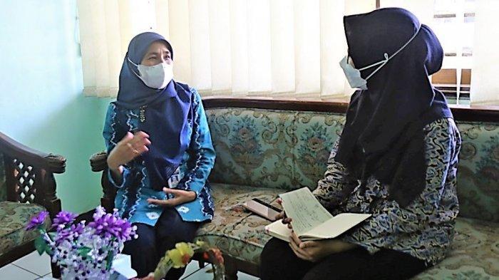 Dinsos Kabupaten Tegal Salurkan Bansos untuk Keluarga Ibu Tewas Tergantung di Bojong