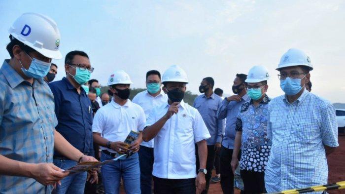 Pesan Kepala BKPM soal Pembangunan KIT Batang, Bahlil: Wajib Libatkan Sub Kontraktor Lokal