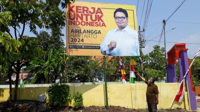 Baliho Kandidat Calon Presiden di Batang, Politisi Golkar : Itu Hal yang Wajar