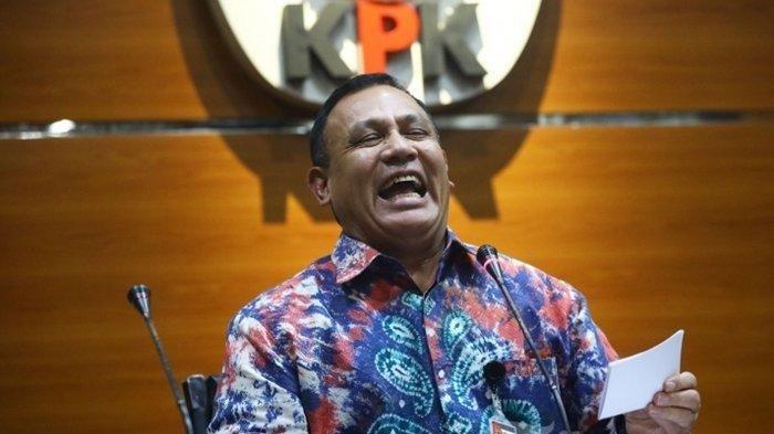 Ketua KPK Firli Bahuri ke Bareskrim Polri, ICW: Diduga Terima Gratifikasi Sewa Heli Rp141 Juta
