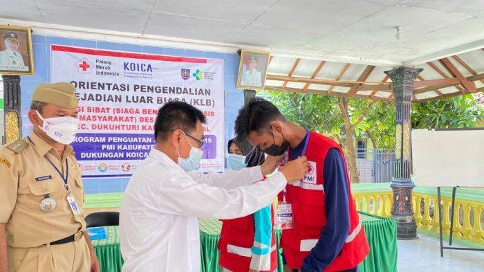 Tim Sibat Desa Sidakaton Kabupaten Tegal Ikuti Orientasi Pengendalian Kejadian Luar Biasa