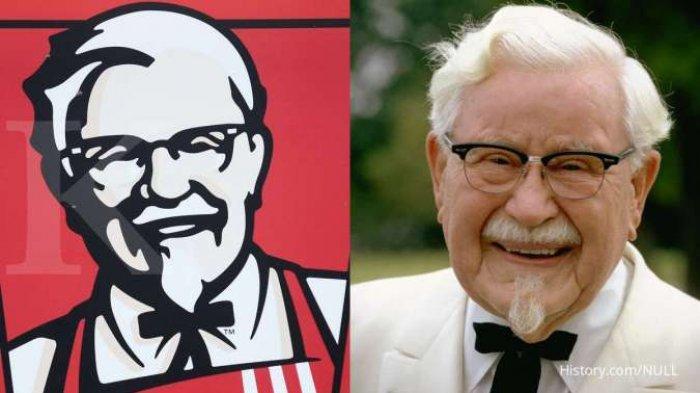 Kisah Pendiri KFC Kolonel Sanders, Sukses pada Usia Senja-Tua Renta, Berulangkali Gagal saat Muda