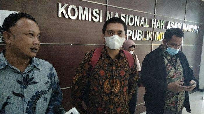 Komnas HAM akan Periksa Kasatgas Penyelidik KPK Harun Al Rasyid, Diagendakan Hari Ini