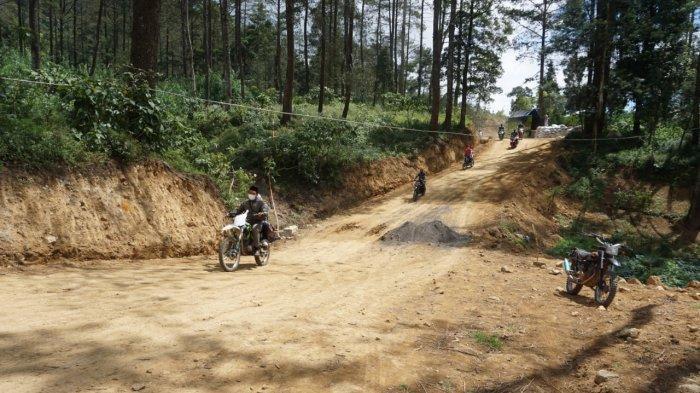 Warga Wonopriyo Batang Nantikan Pembangunan Infrastruktur Jalan Desa
