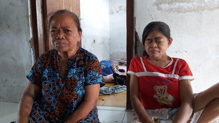 Kayem Lansia di Kota Tegal Setahun Idap Kanker Payudara, Sudah Membesar dan Belum Dapat Penanganan